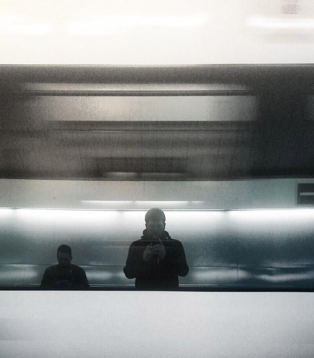 Retrato Metro